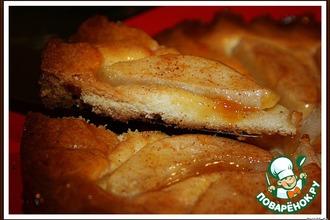 Рецепт: Сногсшибательный грушевый пирог