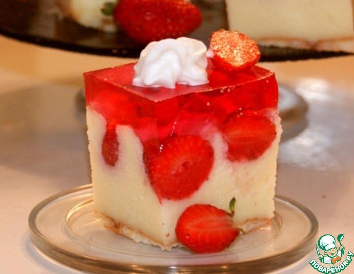 поваренок ру все рецепты десерты из желе
