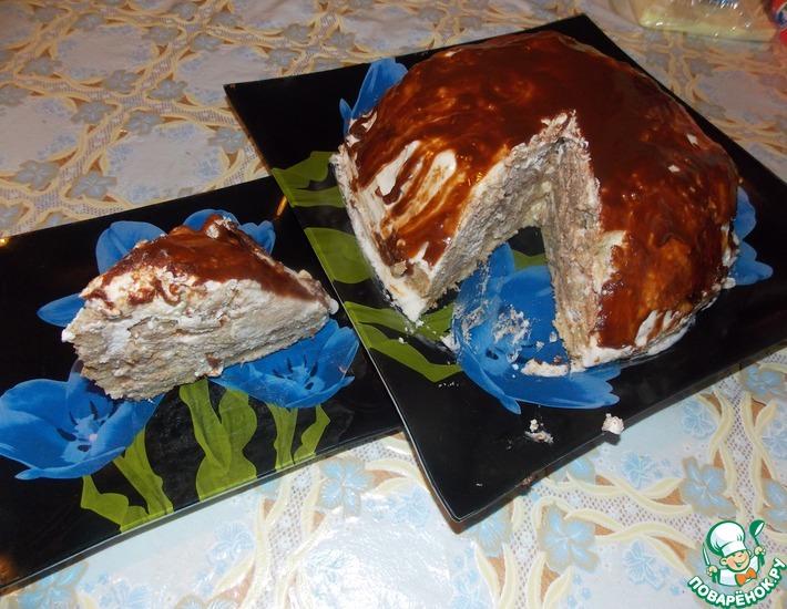 Рецепт: Торт А ля Панчо
