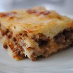 """Запеканка """"Почти лазанья"""" – кулинарный рецепт"""