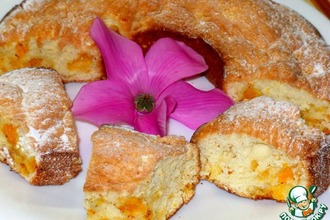 Рецепт: Мандариновый пирог