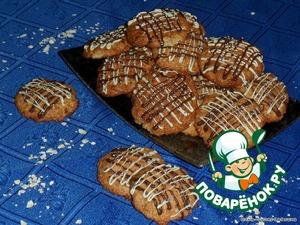 Рецепт: Овсяное печенье Анне Вески