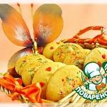 Песочное печенье Лакомство со вкусом детства