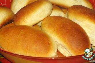 Рецепт: Сдобные пирожки с грибами и картофелем