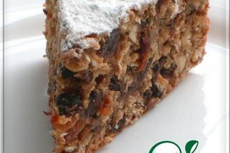 Рецепт: Пирог Кофейный чернослив