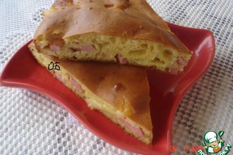 Рецепт: Пирог Отдохни