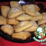 Мягкое печенье из творога