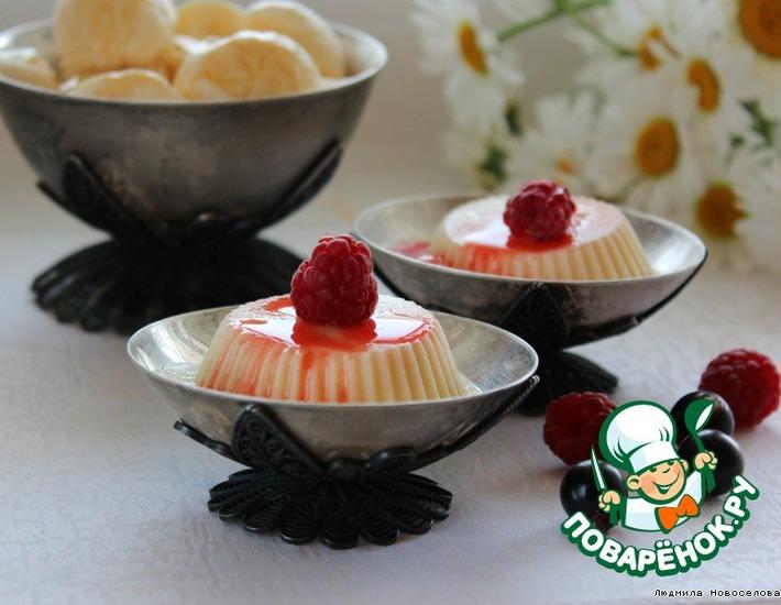 Рецепт: Мороженое из ряженки