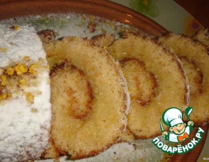 лимонный рулет поваренок рецепты
