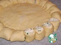 Пирог в средиземноморском стиле ингредиенты
