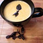 Суп-пюре из цветной капусты с фрикадельками – кулинарный рецепт
