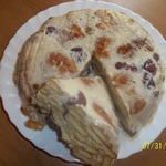 Торт Быстрый без выпекания