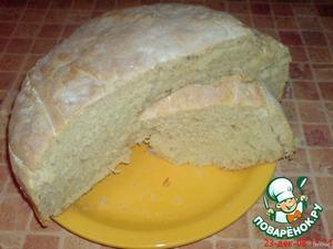 Домашний хлеб от Юлии Высоцкой – кулинарный рецепт