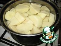 Запеканка картофельная с мясом ингредиенты