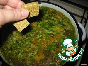 "Instead of salt I add seasoning or universal type ""Vegetta,"" or bouillon cubes"