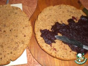 """Торт """"Кофемания"""" – кулинарный рецепт"""
