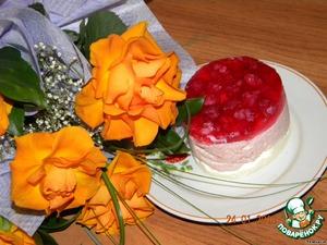 """Пирожное """"Красная шапочка"""" – кулинарный рецепт"""