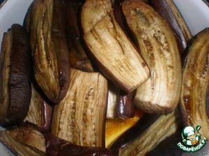 Баклажаны в меду на гриле – кулинарный рецепт