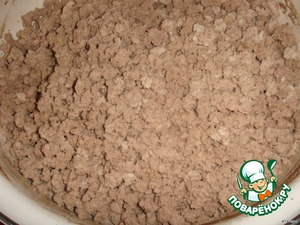 Пирожки с мясом на кефирном тесте – кулинарный рецепт
