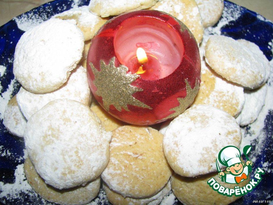 Печенье Нежный лимонный хруст
