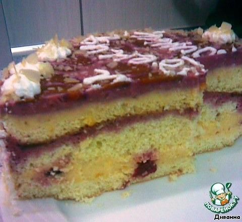Торт Вдохновение