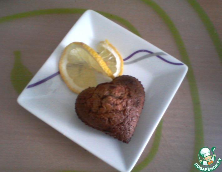 Рецепт: Маффины шоколадные
