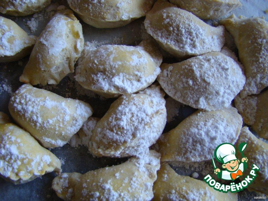 """Алжирское печенье """"Рожки газели"""""""