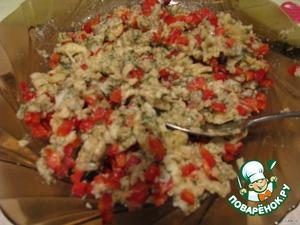 Зразы с омлетом – кулинарный рецепт