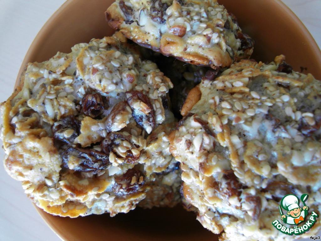 Печенье на манер Флорентийского