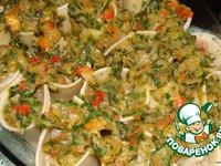 Рыбные рулетики или лазанья по-новому ингредиенты