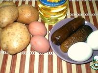 Любимая картофельная запеканка ингредиенты