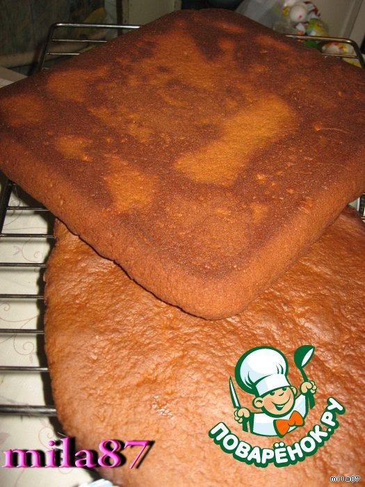 Торт медовый Елочка
