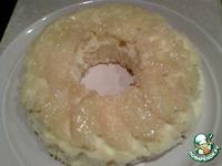 Экспресс-кекс с карамелью и яблоками ингредиенты