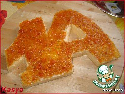 """Торт """"1 А"""""""