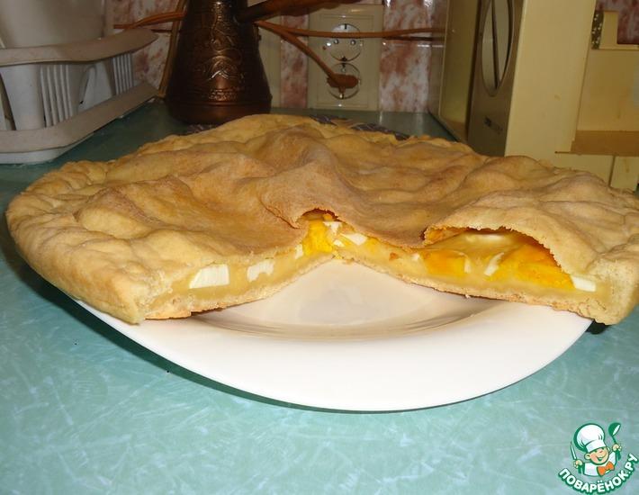 Рецепт: Гвездели (грузинский пирог)