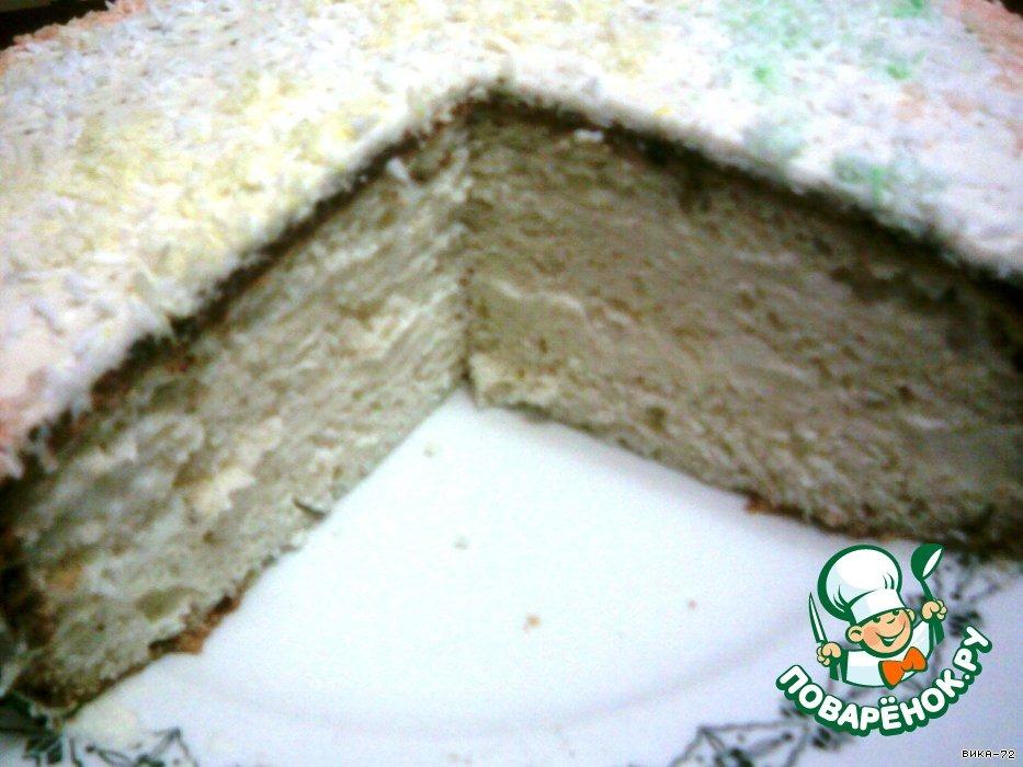 """Торт """"Весенний"""""""
