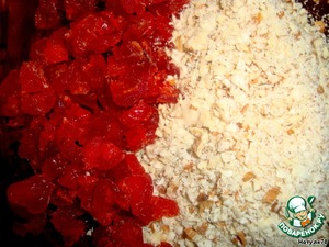 Печенье с миндалем и вишней , пошаговый рецепт на 2552 ккал, фото, ингредиенты - Юлия Высоцкая