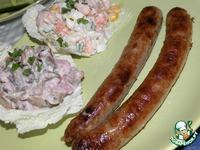 Соус для колбасок-гриль в домашних условиях ингредиенты