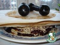 Пирог под прессом ингредиенты