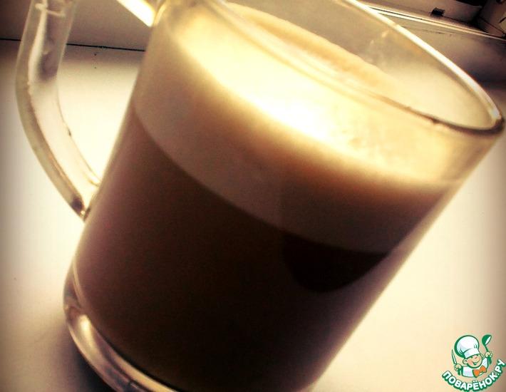 Рецепт: Холодный Кофе со специями