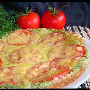 Фото: Постная пицца