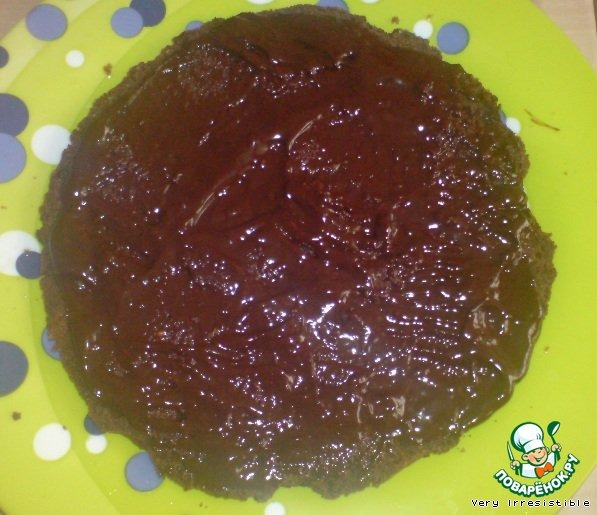 Торт Шоколадно-ореховый пунш