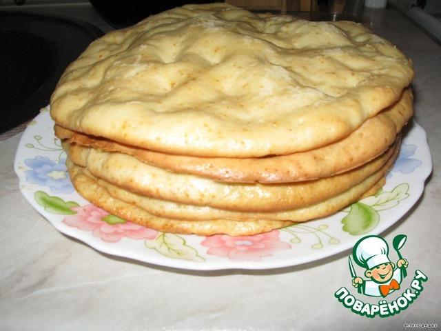 торт белоснежка рецепт с фото