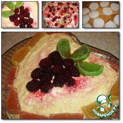 Зефирный торт Облако вкуса