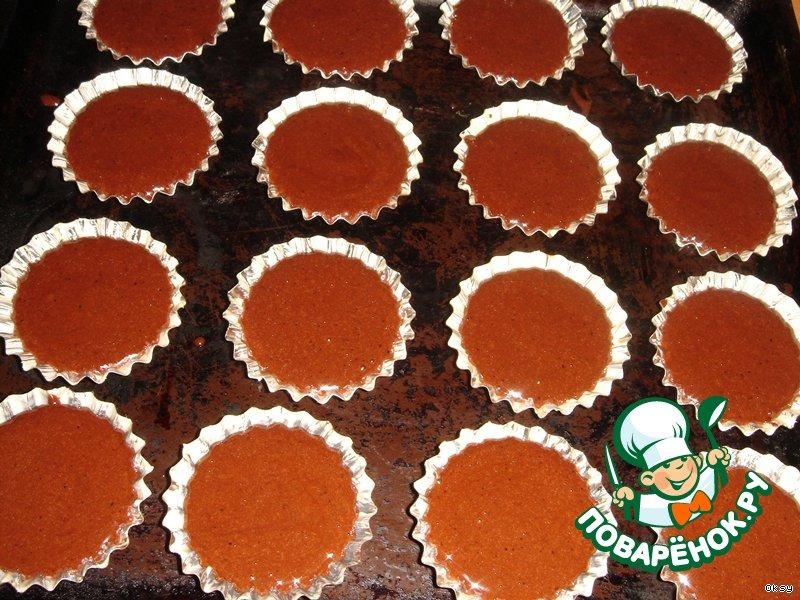 """Шоколадный десерт """"Шоко-наслаждение"""""""