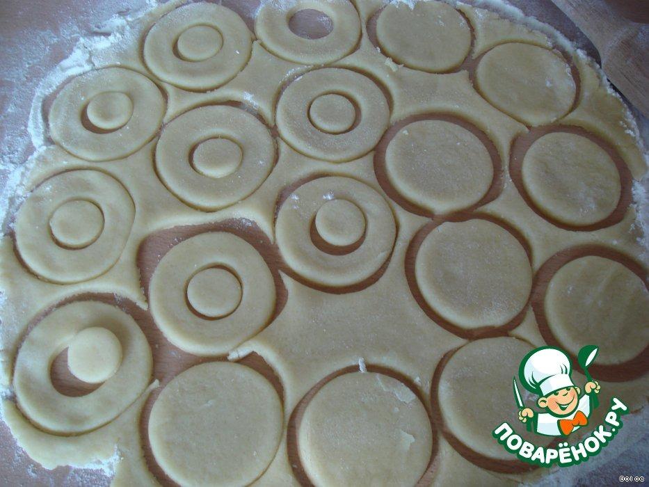 Печенье Корзиночки