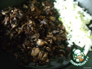 Картофельные зразы с мясом и грибами – кулинарный рецепт