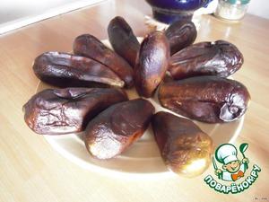 Ставим баклажаны в духовку, чтобы они стали мягкими