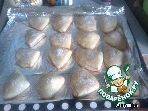 Мягкое печенье из творога – кулинарный рецепт