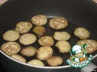 Быстро-маринованные баклажаны ингредиенты